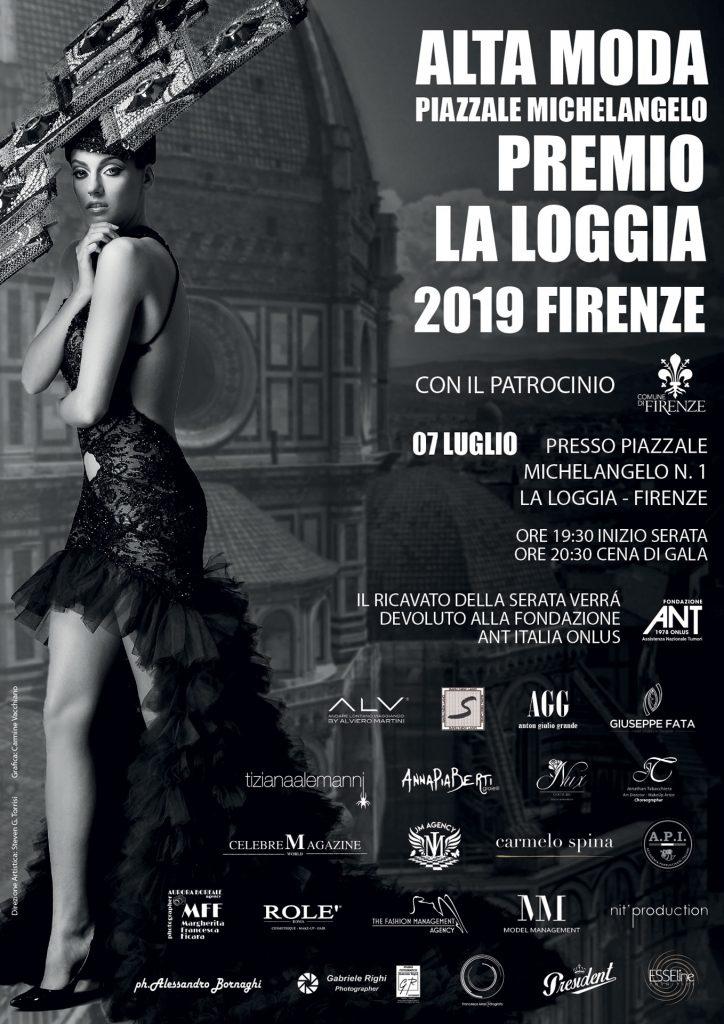 7 Luglio 2019 Alta Moda Piazzale Michelangelo